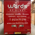 Wards of Olney Van