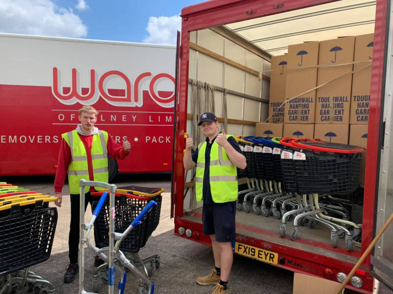 wards removal team